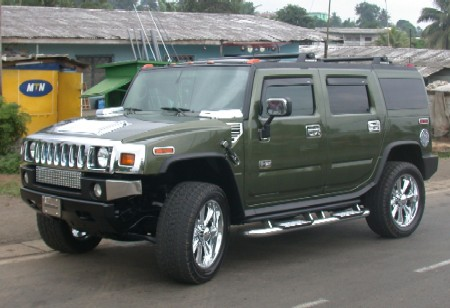Hummer Jeep