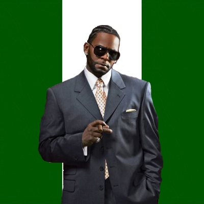 R. Kelly thrills Nigerians