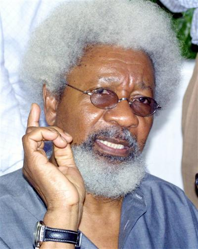 Soyinka: Nigeria Heads for Civil War