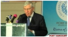 Jack Straw, former UK Foreign Secretary Calls For Stronger Opposition Parties In Nigeria...