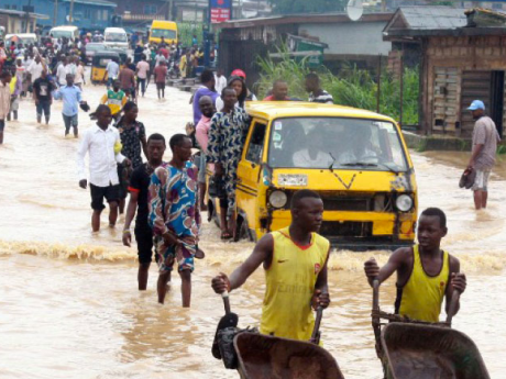 Lagos To Have 263 Days Of Rainfall out of 265 days in 2014