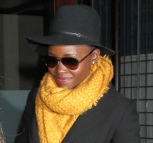 Lupita Nyong'o steps out on the streets in NYC and rumours circulate about her next film roles...