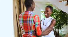 Watch Lupita Nyong'o Meet Her Beauty Icon, Alek Wek