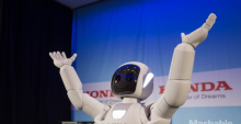 Meet Honda's ASIMO Robot; Surprisingly Human
