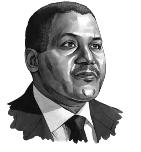 ALIKO DANGOTE MAKES THE TIME 100 MOST INFLUENTIAL PEOPLE LIST