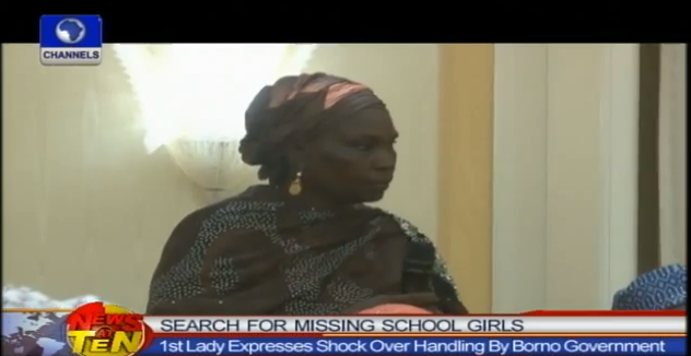 Principal of the Chibok Girls Secondary School, Mrs Asabe Kwabura