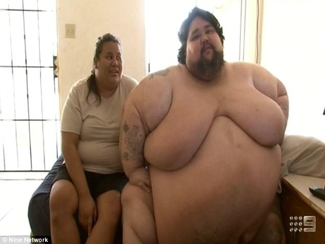 700 pound woman pussy