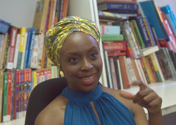 OLIKOYE: Chimamanda Ngozi Adichie's new story-jide-salu.com-JSD