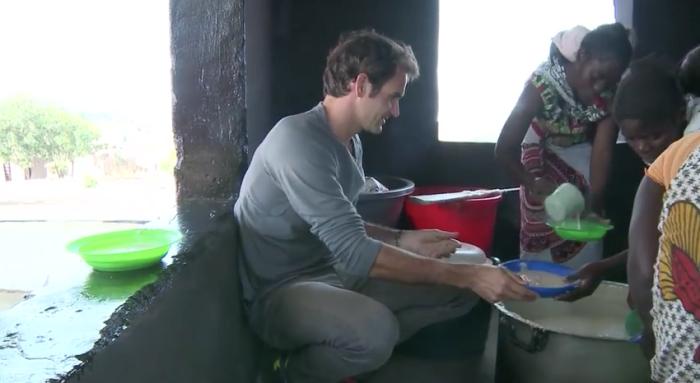 Roger Federer foundation-jide-salu