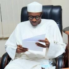 Buhari-reading-jide-salu