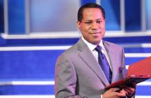 Pastor Chris Oyakhilome,  founder Christ Embassy,