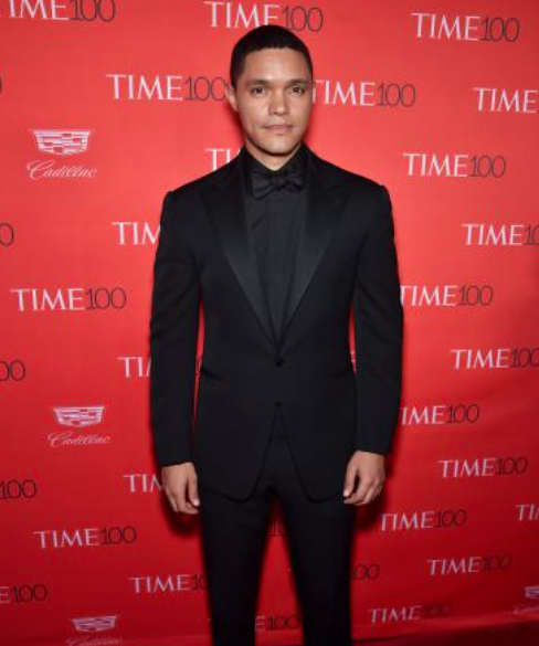 Trevor Noah is a South African comedian, television and radio host and actor. He is the host of American late-night comedy/commentary television program The Daily Show, succeeding Jon Stewart.