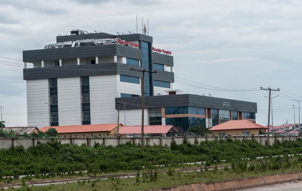 Nigerian-Turkish Hospital