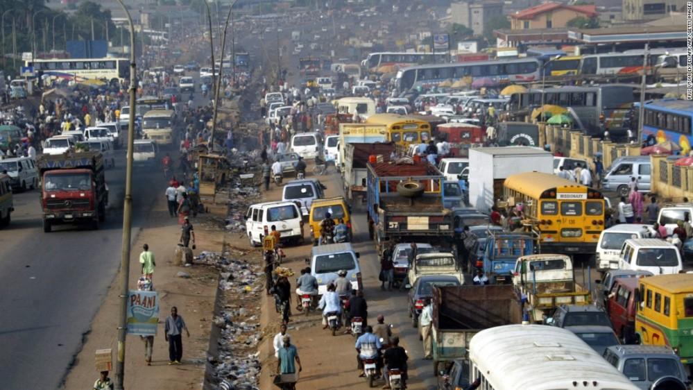 Onitsha City Pollution