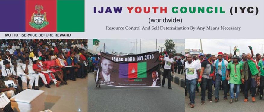 Ijaw Youth Council (IYC) Worldwide