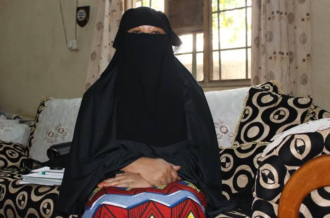 'Mystery Lady' Aisha Alkali Wakil