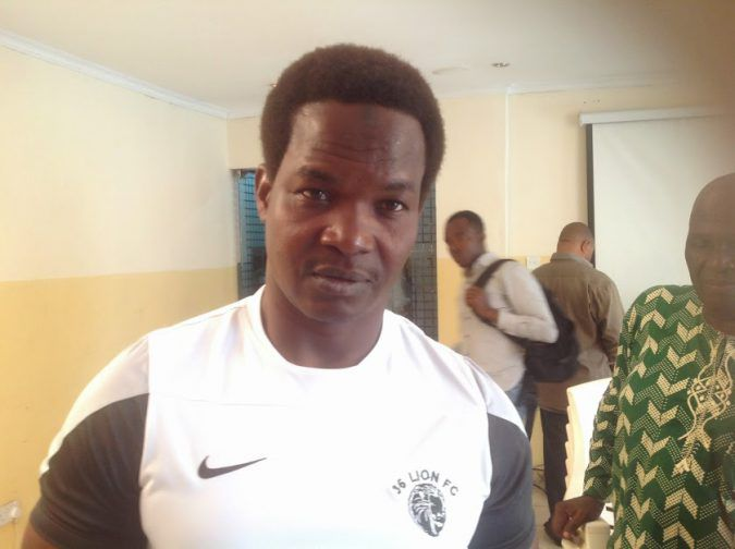 Alhaji Gafar Olawale Liameed, founder 36 Lion Football club.