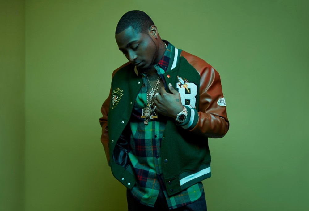 "David Adedeji Adeleke, a.k.a. rapper, singer and producer Davido: ""Most music that comes out these days has our elements already in it, so why wouldn't the people love African music?"" (Tom Oxley)"