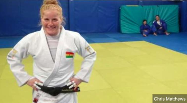 Ghana-judo-olympic-Szandra Szogedi-jide-salu
