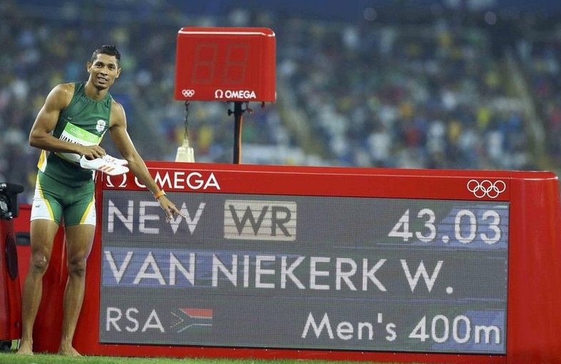Wayde-van-Niekerk-world-record-olympics-rio-2016-jide-salu