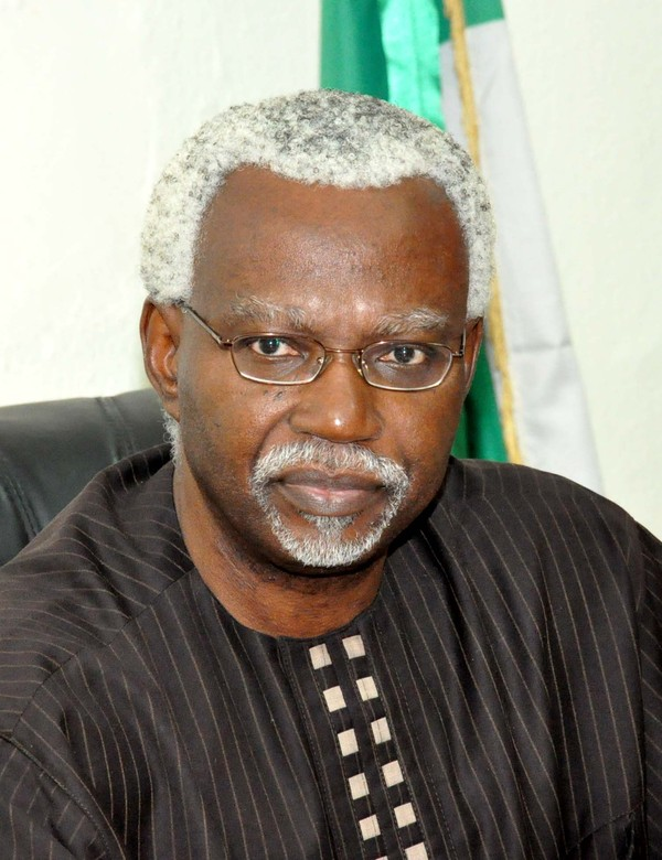 Former Chairman of the Independent Corrupt Practices (ICPC), Ekpo Nta