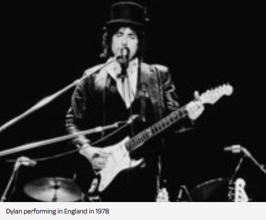 Bob Dylan-jide-salu